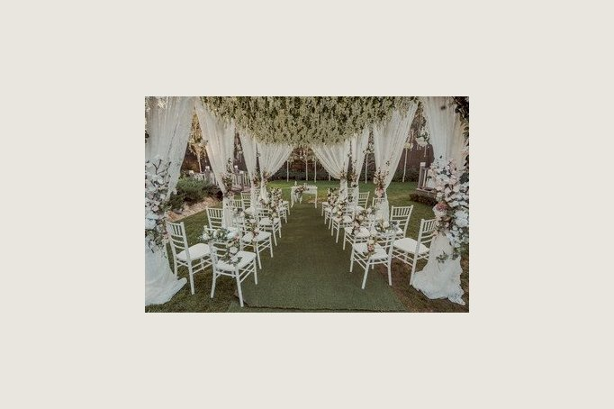 House of Wedding - Dekoration